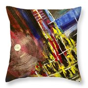 Picture 3 Throw Pillow