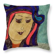 Picture Beautiful Throw Pillow