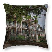 Picture Perfect Home Throw Pillow