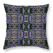 Picture Putty Puzzle 06 Throw Pillow