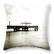 Pier Extreme Throw Pillow