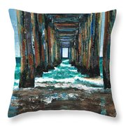 Pier One Throw Pillow