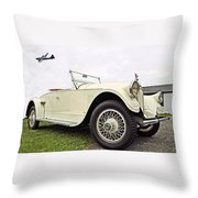 Pierce Arrow Throw Pillow