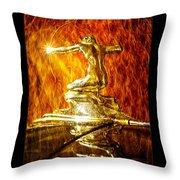 Pierce-arrow Ignite Passion Throw Pillow