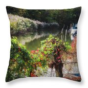Piermont Fall Color Throw Pillow