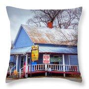 Pierpont Store Throw Pillow