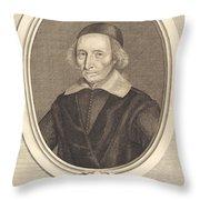 Pierre Dupuy Throw Pillow