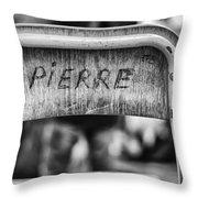 Pierre Throw Pillow