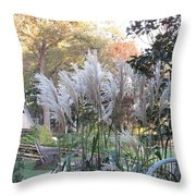 Pigeon Bay Throw Pillow