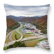 Pikeville Cut-through Throw Pillow
