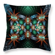 Pile Of Stars Throw Pillow
