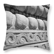 Pillar Theme Throw Pillow