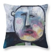 Pillbox Throw Pillow