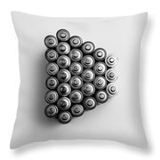Pills With Poison Throw Pillow