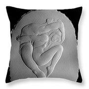 Pilobilus Dancers Throw Pillow