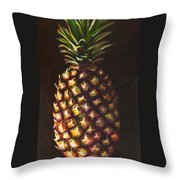 Pine Apple Throw Pillow