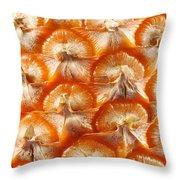 Pineapple Skin Texture Throw Pillow