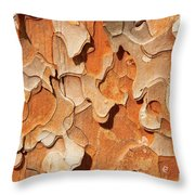 Pining For A Jig-saw Puzzle Throw Pillow