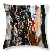 Pining For You Throw Pillow