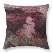 Pink Dream Throw Pillow