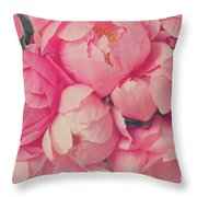 Everything Is Pink  Throw Pillow