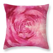 Pink Lady 1 Throw Pillow