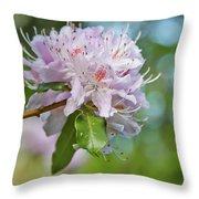 Pink Love 6 Throw Pillow