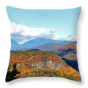 Pinkham Notch Throw Pillow