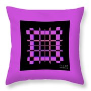 Pinky Thing Throw Pillow