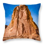 Pinnacle Throw Pillow