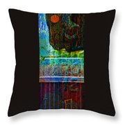 piNsky Throw Pillow