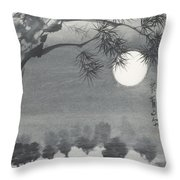 Pinyon Forest  Throw Pillow