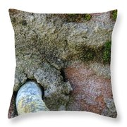Pipe And Brick Throw Pillow