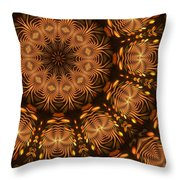 Pipeworks Charisma-3 Throw Pillow