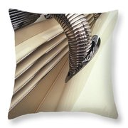 Piping Hot2 Throw Pillow