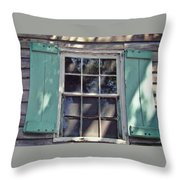 Pirate House Throw Pillow