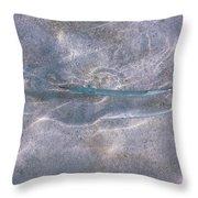 Pisces, Girlfriends Throw Pillow