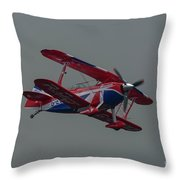 Pitts Special Throw Pillow