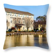 Pittsford Four Mill Throw Pillow