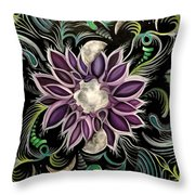 Pivotal Transcendence Throw Pillow