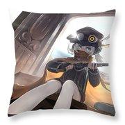 Pixiv Fantasia Rd Throw Pillow