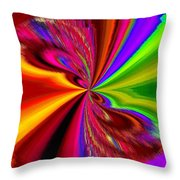 Pizzazz 1 Throw Pillow
