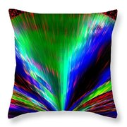 Pizzazz 10 Throw Pillow