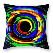 Pizzazz 12 Throw Pillow
