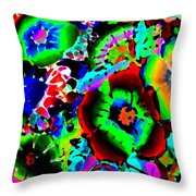 Pizzazz 15  Throw Pillow