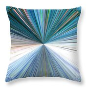 Pizzazz 22 Throw Pillow