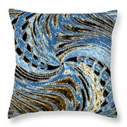 Pizzazz 23 Throw Pillow