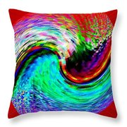 Pizzazz 32 Throw Pillow