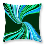 Pizzazz 33 Throw Pillow