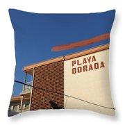 Pl Drd Throw Pillow